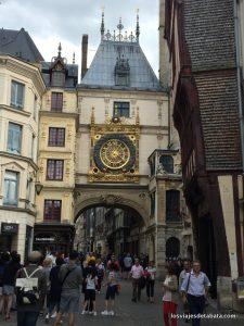 El Gros Horloge