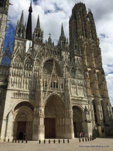 Catedral de Notre-Dame de Rouen
