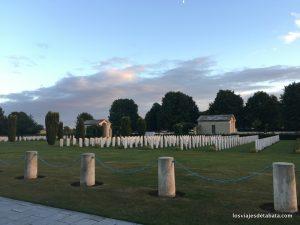El cementerio inglés
