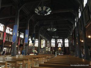 Iglesia de Sainte Catherine - Honfleur